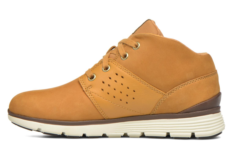 Chaussures à lacets Timberland Killington Chukka Beige vue face