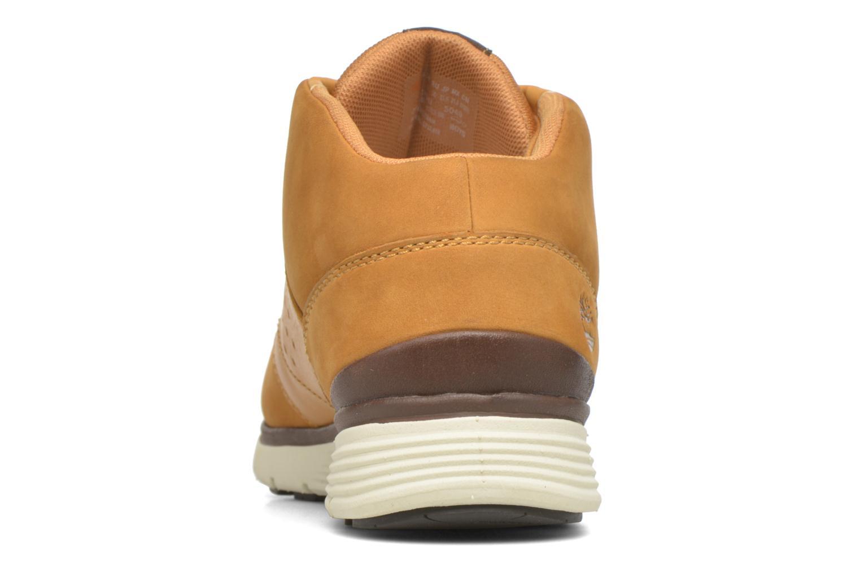 Chaussures à lacets Timberland Killington Chukka Beige vue droite