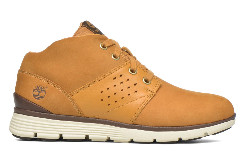 Chaussures à lacets Timberland Killington Chukka Beige vue derrière