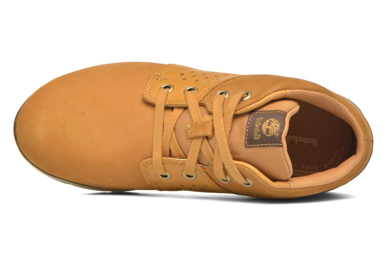Chaussures à lacets Timberland Killington Chukka Beige vue gauche