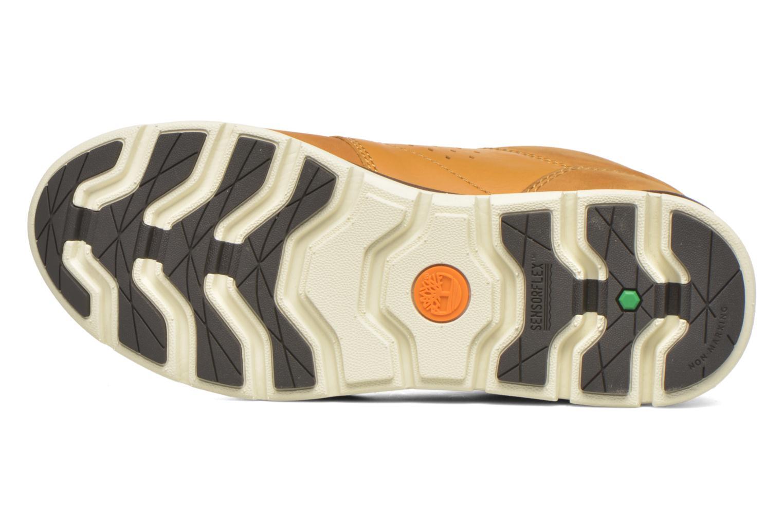 Chaussures à lacets Timberland Killington Chukka Beige vue haut