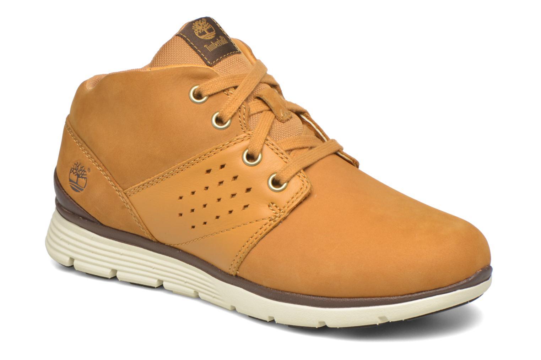 Chaussures à lacets Timberland Killington Chukka Beige vue détail/paire