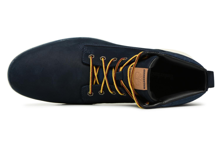 Chaussures à lacets Timberland Killington Chukka Noir vue gauche