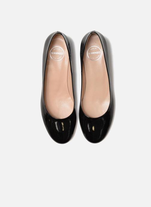 Bailarinas Made by SARENZA Sugar Shoegar #10 Negro vista del modelo