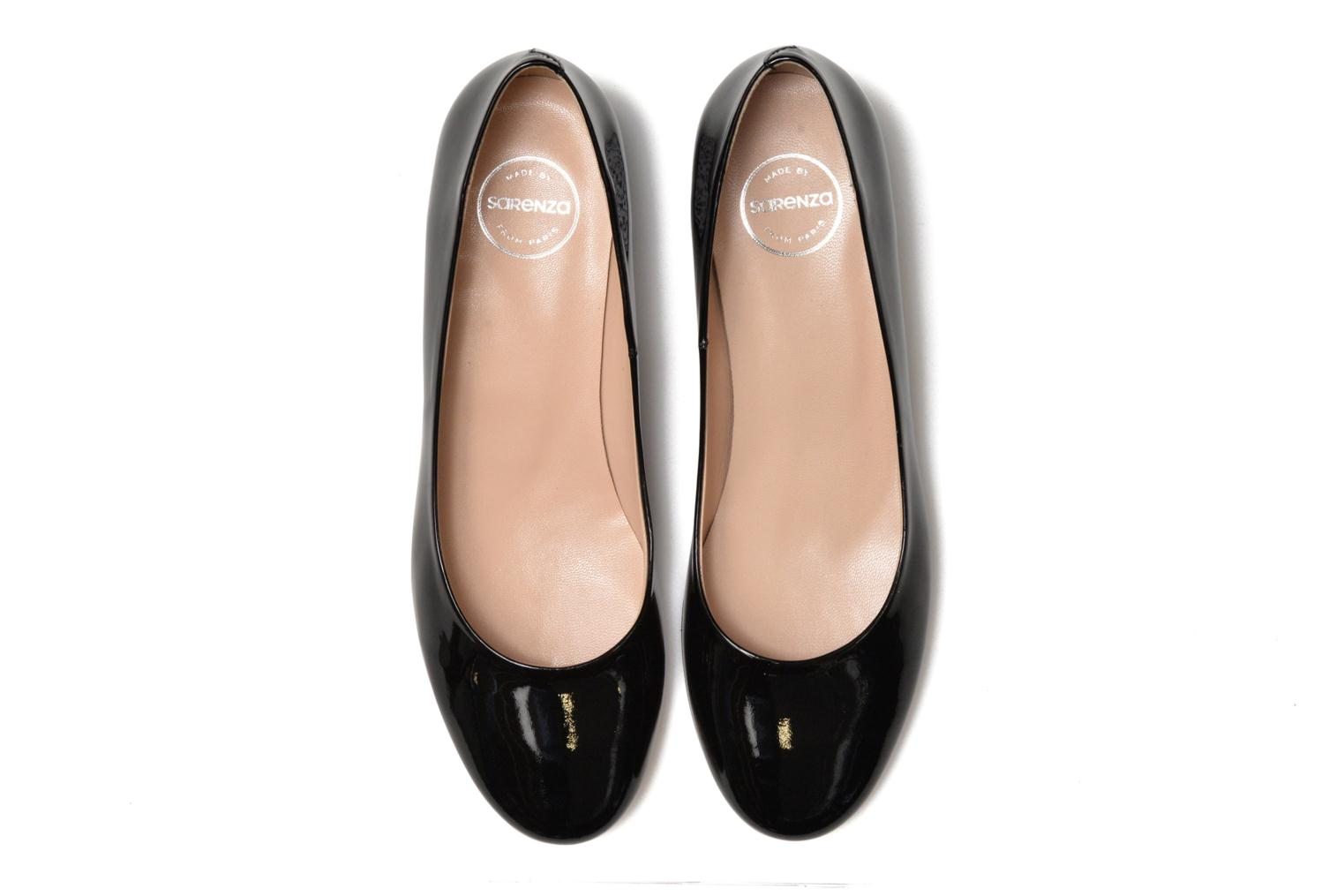 Ballet pumps Made by SARENZA Sugar Shoegar #10 Black model view