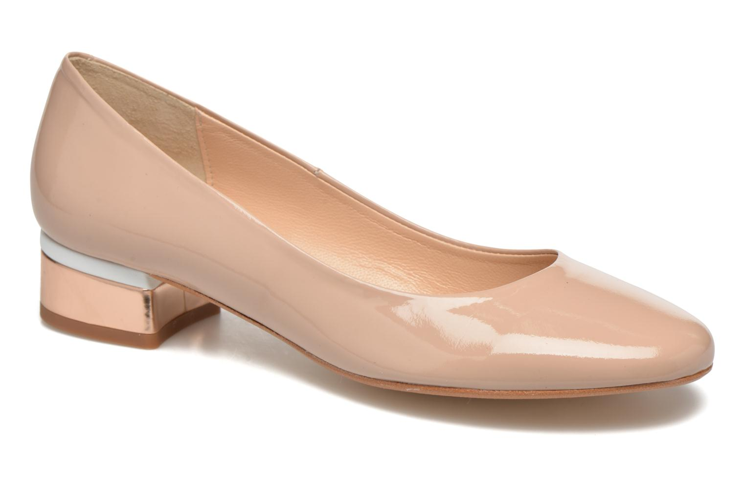 Ballet pumps Made by SARENZA Sugar Shoegar #10 Pink view from the right