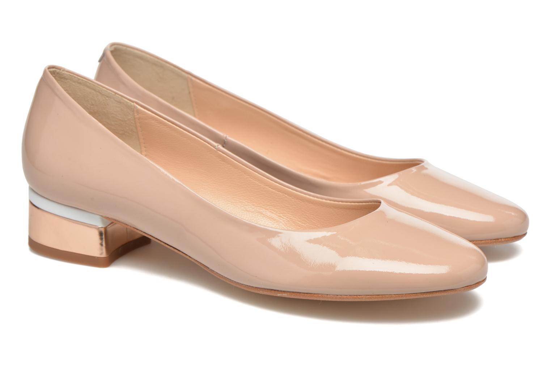 Ballet pumps Made by SARENZA Sugar Shoegar #10 Pink back view