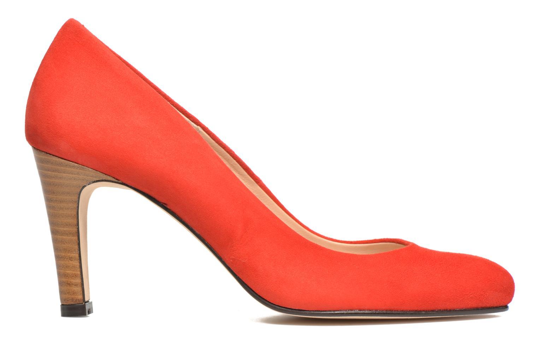 Escarpins Made by SARENZA Mexicoco #18 Rouge vue détail/paire