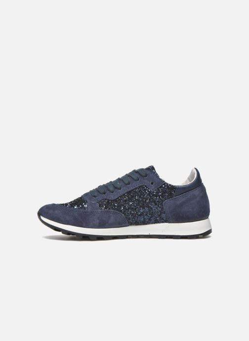 Trainers Georgia Rose Skipo Blue front view