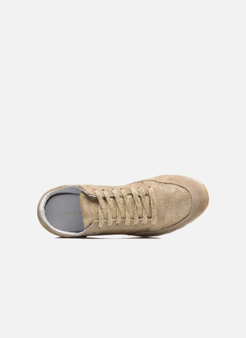 Sneakers Georgia Rose Skipo Beige links