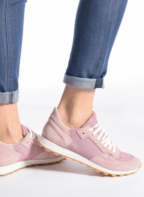 Sneakers Georgia Rose Skipo Roze onder