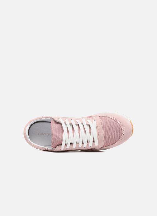 Sneakers Georgia Rose Skipo Roze links