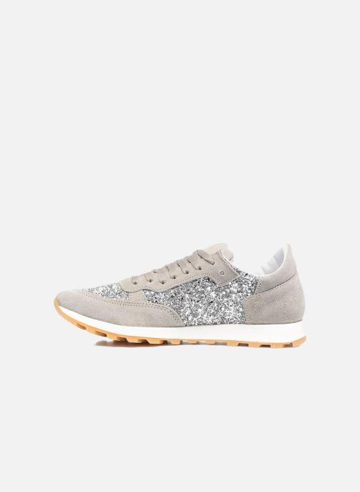 Sneakers Georgia Rose Skipo Zilver voorkant