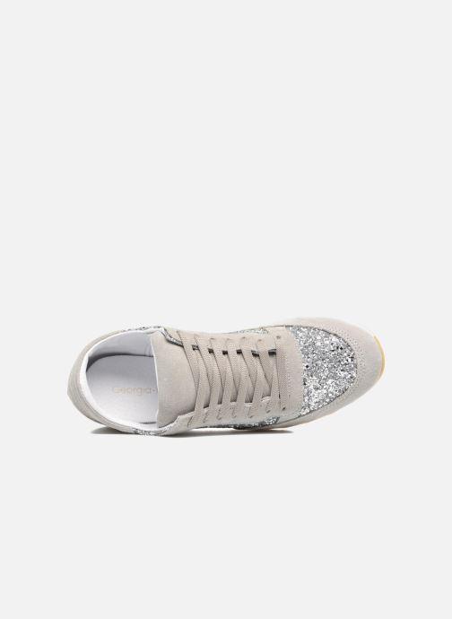 Sneakers Georgia Rose Skipo Zilver links