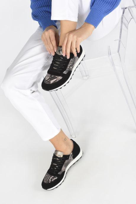 330788 Rose Chez Georgia nero Skipo Sneakers wTXwBf7
