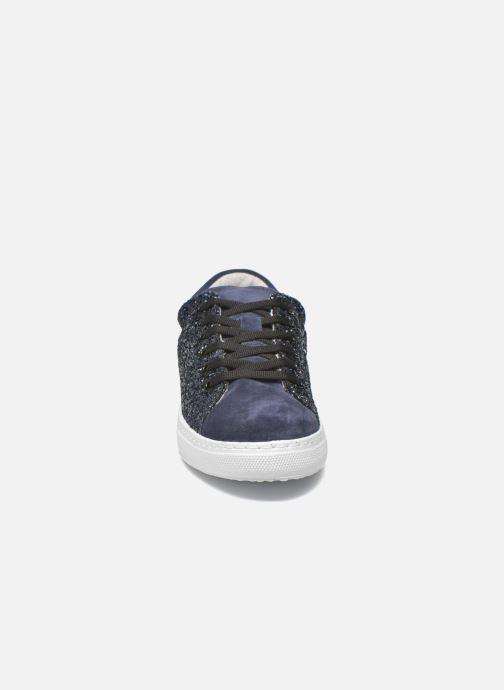 Baskets Georgia Rose Skami Bleu vue portées chaussures