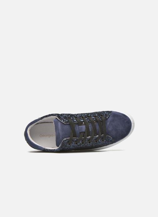 Sneakers Georgia Rose Skami Blauw links