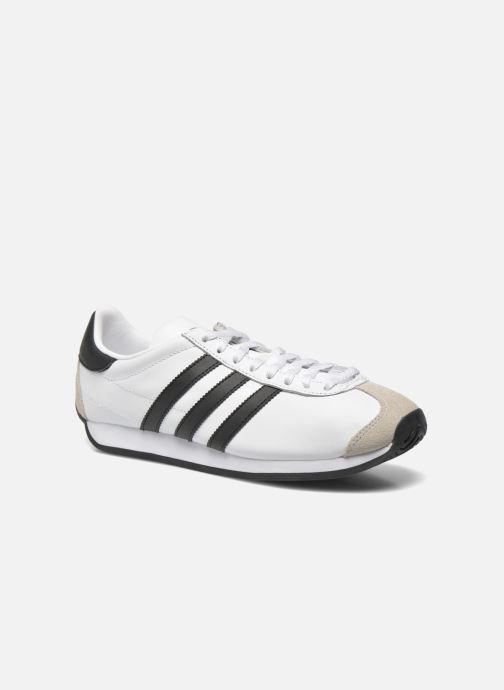 Adidas Originals Country Og Blanc Baskets chez Sarenza