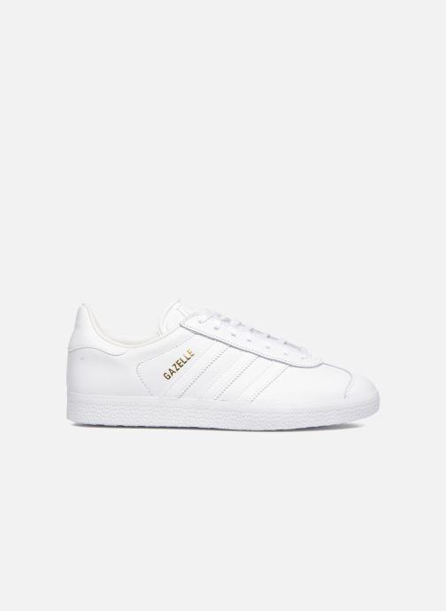 Sneaker adidas originals Gazelle W weiß ansicht von hinten