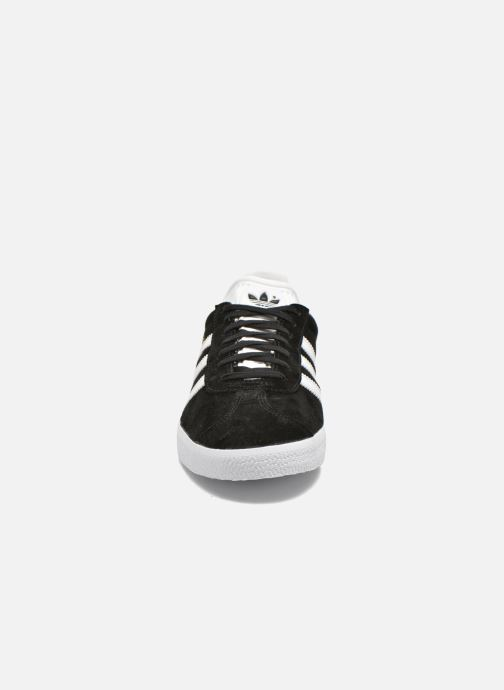 Trainers adidas originals Gazelle W Black model view