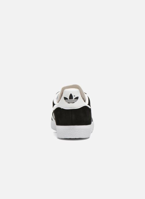 Trainers adidas originals Gazelle W Black view from the right