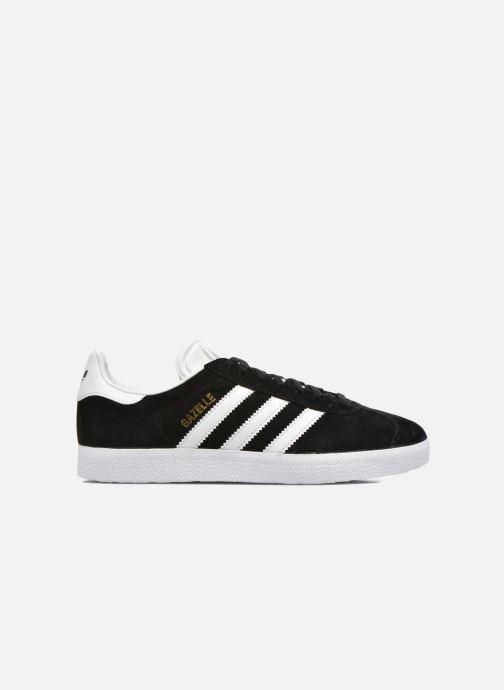 Baskets adidas originals Gazelle W Noir vue derrière