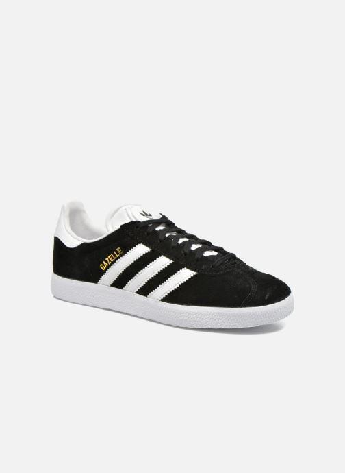 Trainers adidas originals Gazelle W Black detailed view/ Pair view