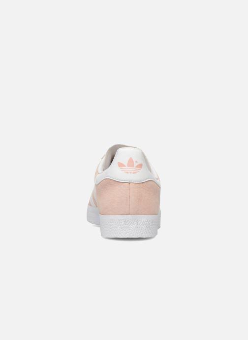 Sneakers adidas originals Gazelle W Pink Se fra højre