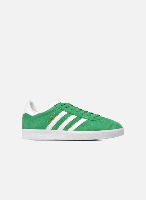 Baskets adidas originals Gazelle W Vert vue derrière