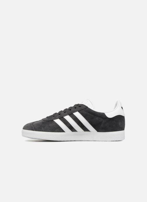 Trainers Adidas Originals Gazelle W Grey front view