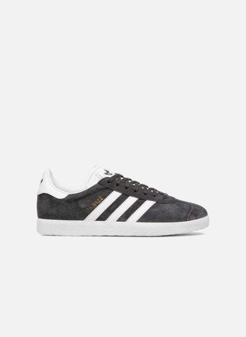 Trainers Adidas Originals Gazelle W Grey back view