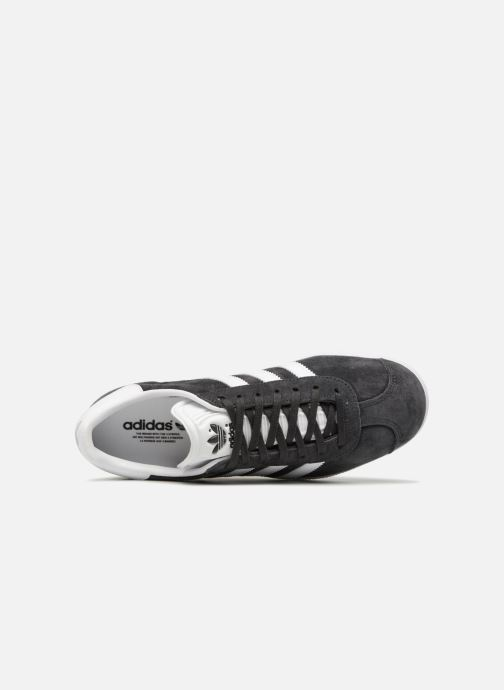 Trainers adidas originals Gazelle W Grey view from the left