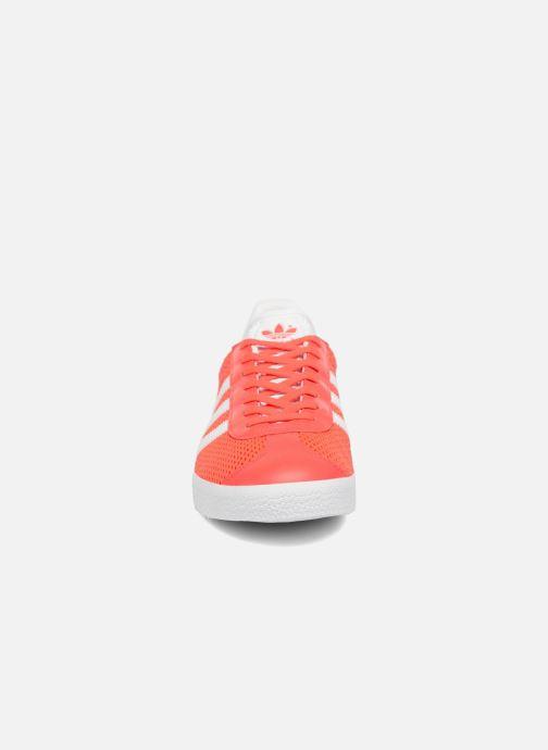 Trainers Adidas Originals Gazelle W Orange model view