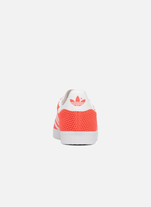 Trainers adidas originals Gazelle W Orange view from the right