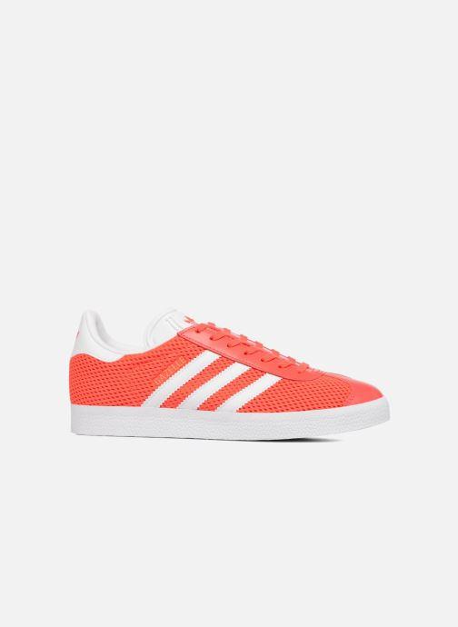 Sneakers adidas originals Gazelle W Oranje achterkant