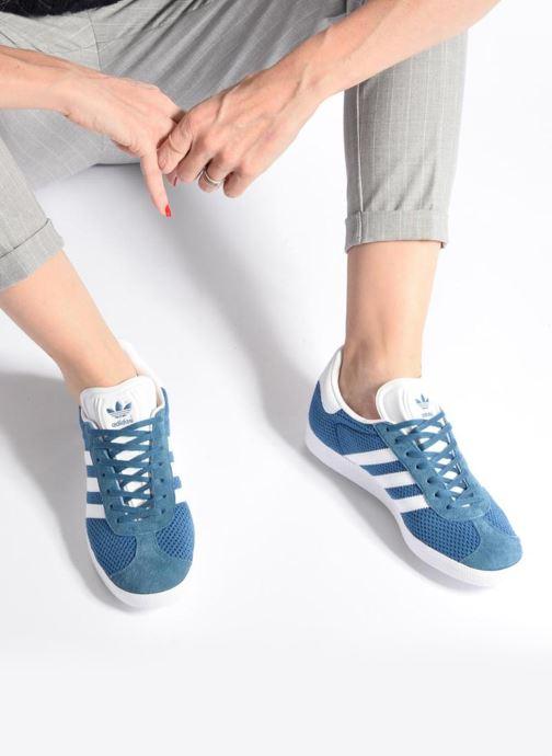Adidas Originals Gazelle W (Azzurro) - scarpe da da da ginnastica chez   Vari I Tipi E Gli Stili  d6beb7