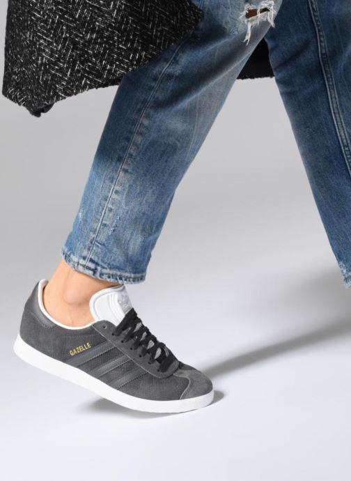 Adidas Originals Gazelle W (blauw) - Sneakers Blauw (conavy/easblu/ftwwht) Schoenen Online Kopen 1vXnwpca