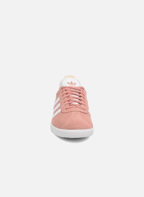 Sneaker Adidas Originals Gazelle W rosa schuhe getragen