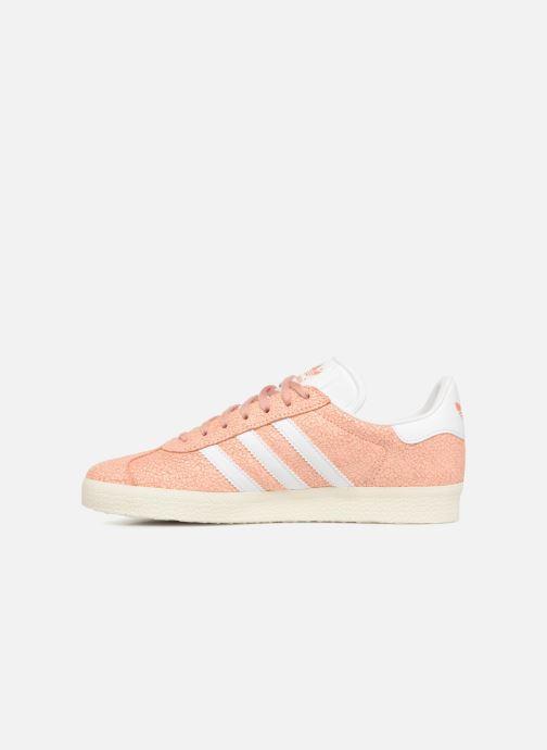 Sneakers adidas originals Gazelle W Arancione immagine frontale