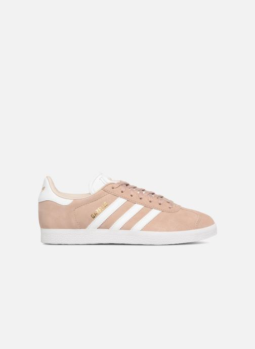 Trainers adidas originals Gazelle W Pink back view
