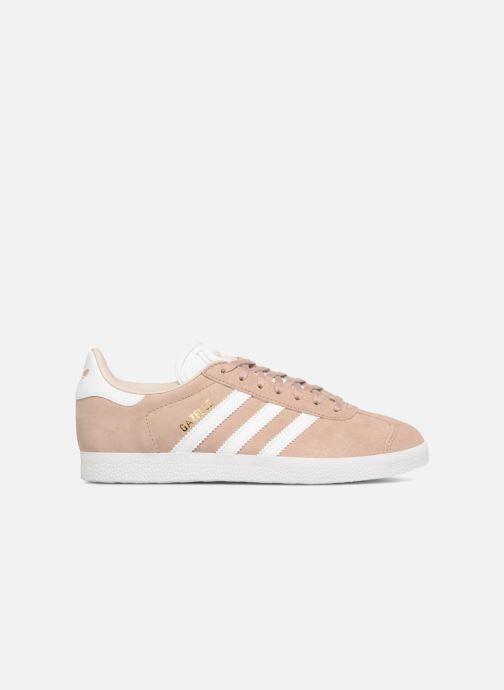 Trainers Adidas Originals Gazelle W Pink back view