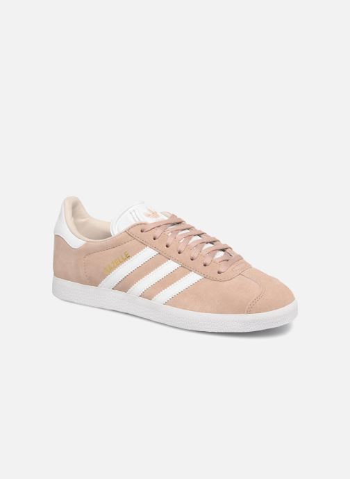 Baskets adidas originals Gazelle W Rose vue détail/paire