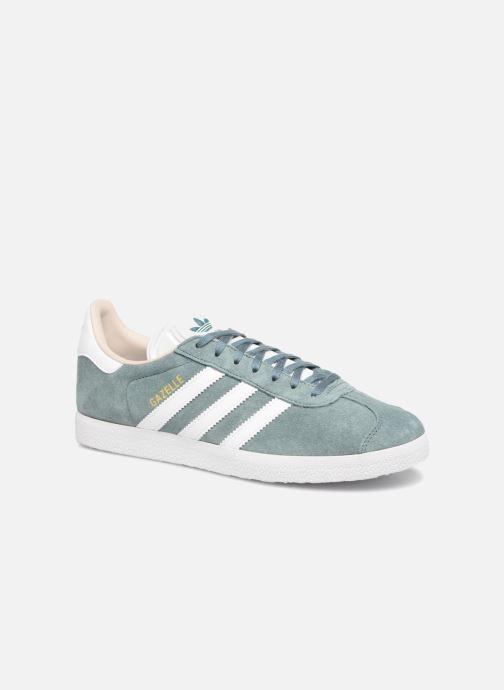 adidas originals Gazelle W (Grön) Sneakers på Sarenza.se