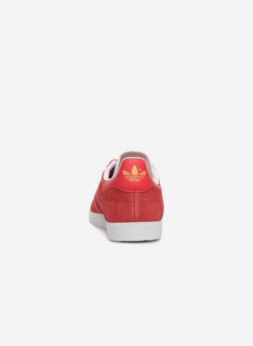 adidas originals Gazelle W Sneakers 1 Rød hos Sarenza (343317)