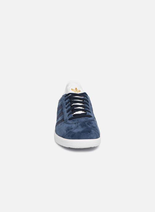 Trainers adidas originals Gazelle W Blue model view