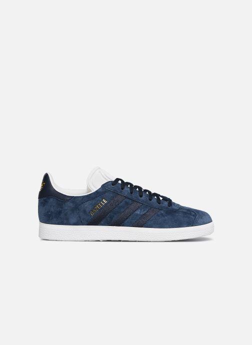 Trainers adidas originals Gazelle W Blue back view