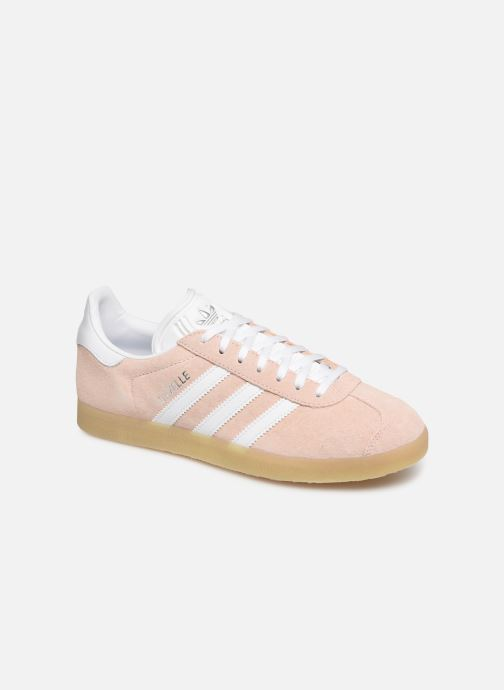 Sneakers adidas originals Gazelle W Roze detail