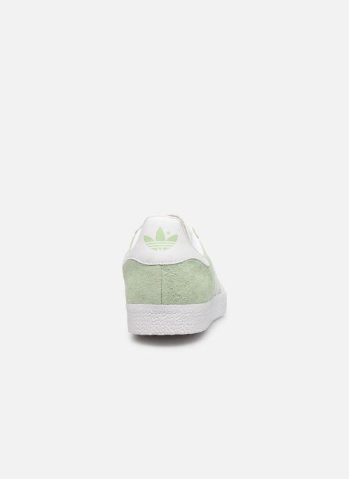 Sneakers adidas originals Gazelle W Groen rechts