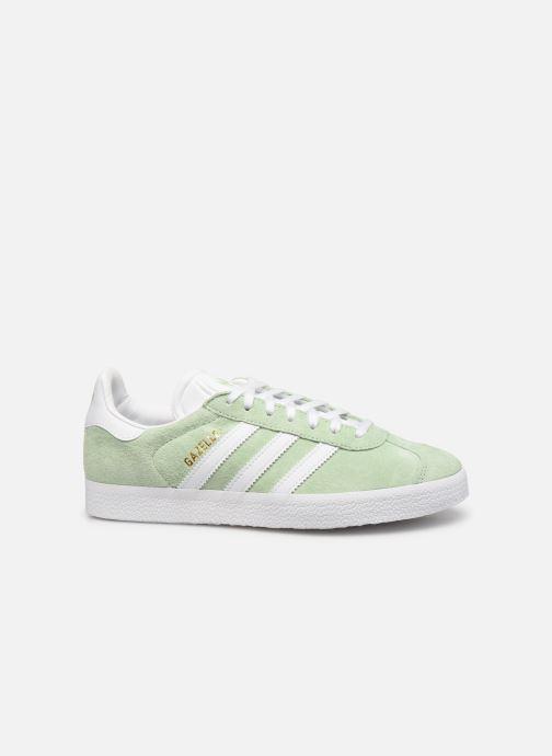 Sneakers adidas originals Gazelle W Groen achterkant