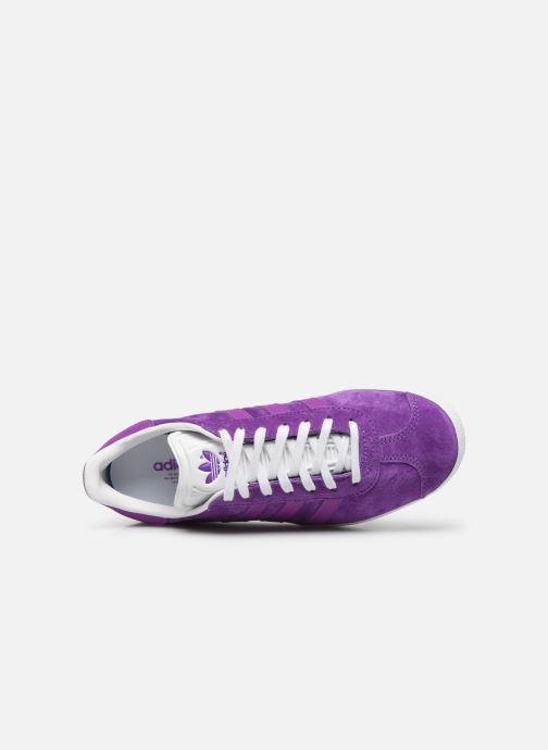 adidas originals Gazelle W (Violet) - Baskets chez Sarenza (392356)
